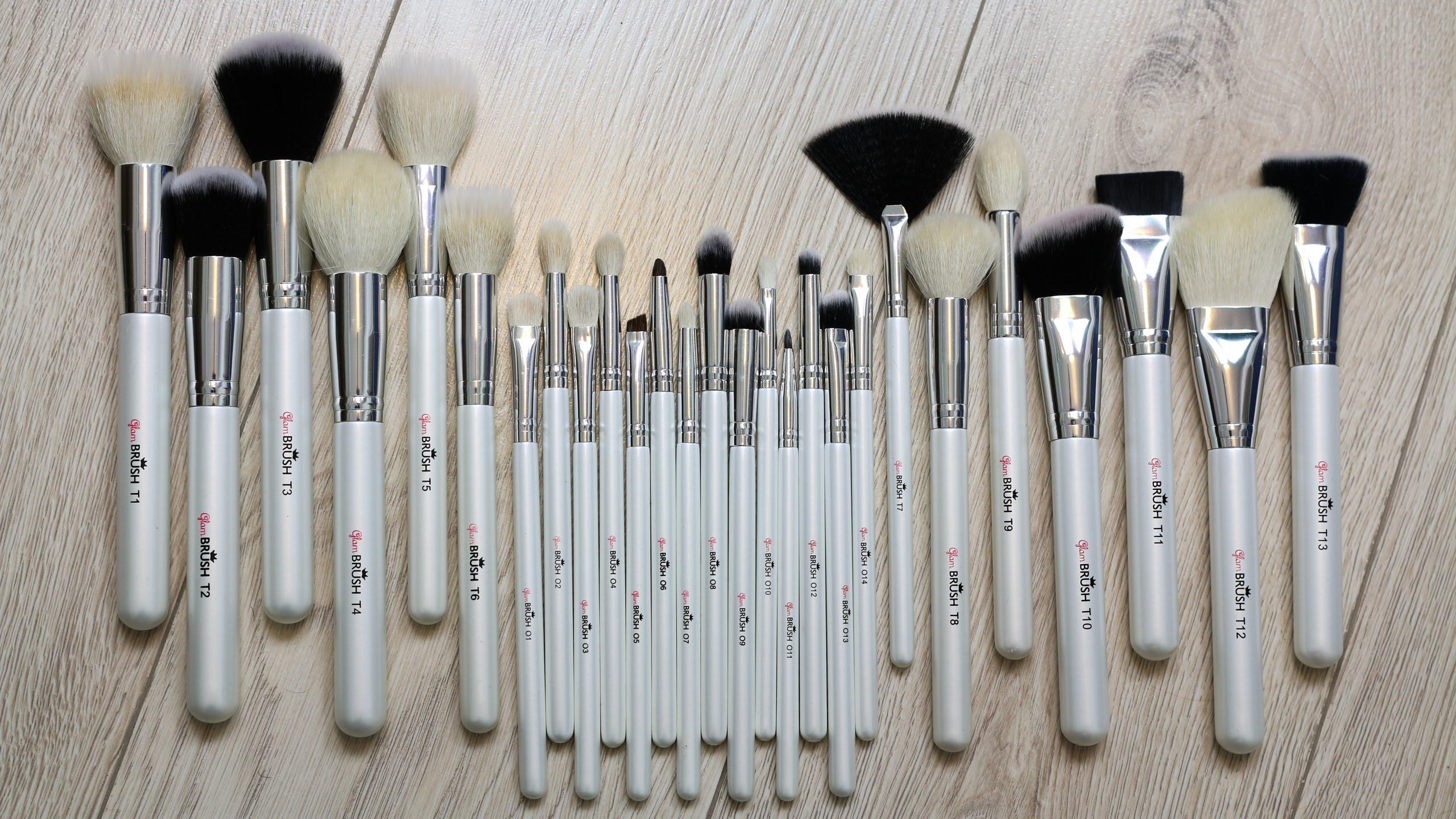 GlamBrush – pensule machiaj de la Polish Blogger