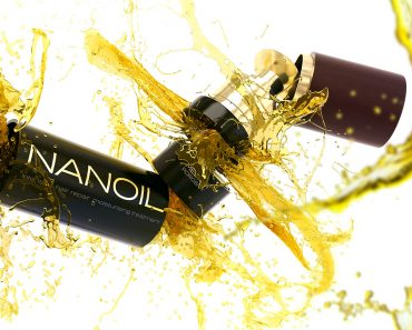 nanoil hair oil - ulei de păr eficient
